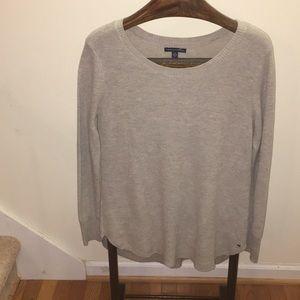 American Eagle tan sweater size large